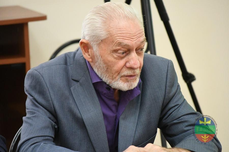 Ловпаче Нурбий Газизович
