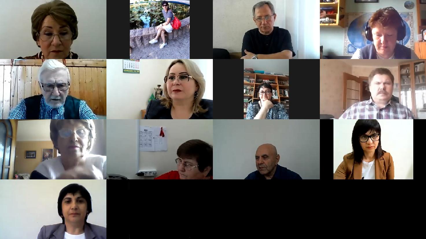 XIV региональные научные чтения с международным участием, посвященные Дню славянской письменности и культуры