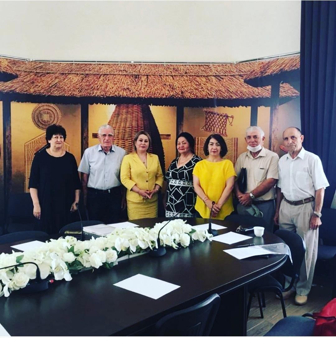 29 июля 2021 г. в АРИГИ им. Т.М. Керашева состоялся круглый стол